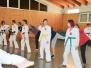 Taekwondo Training in Biburg